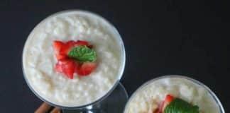riz au lait cremeux avec thermomix