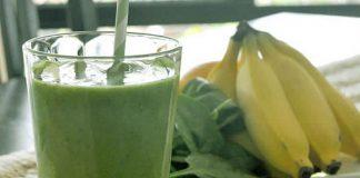 smoothie vert au thermomix