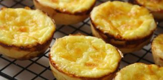 tartelette au fromage avec thermomix