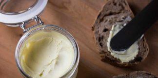 Comment faire du beurre vegan