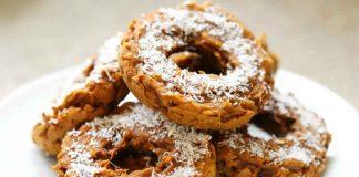 Donuts aux pommes de terre avec thermomix