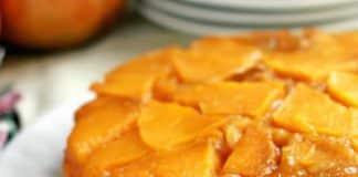 Gâteau à la mangue avec thermomix