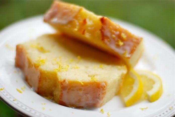 Gateau au yaourt et citron avec thermomix