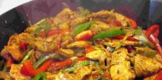 Poulet aux epices mexicaines au cookeo
