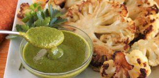 Sauce aux herbes aromatiques avec thermomix