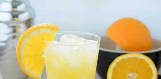 Sirop orange citron avec thermomix