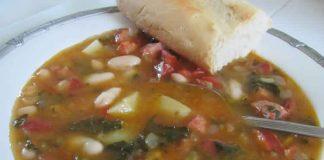 Soupe de legumes a la portugaise au cookeo