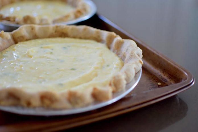 Tartelettes au citron et basilic au thermomix