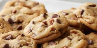 Cookies au chocolat sans beurre au thermomix