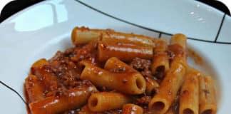 One pot pasta bolognaise au cookeo