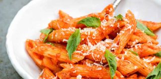 Recette pennes tomates et fromage ricotta weight watchers