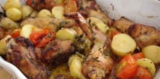 pilons de poulet pommes de terre au cookeo
