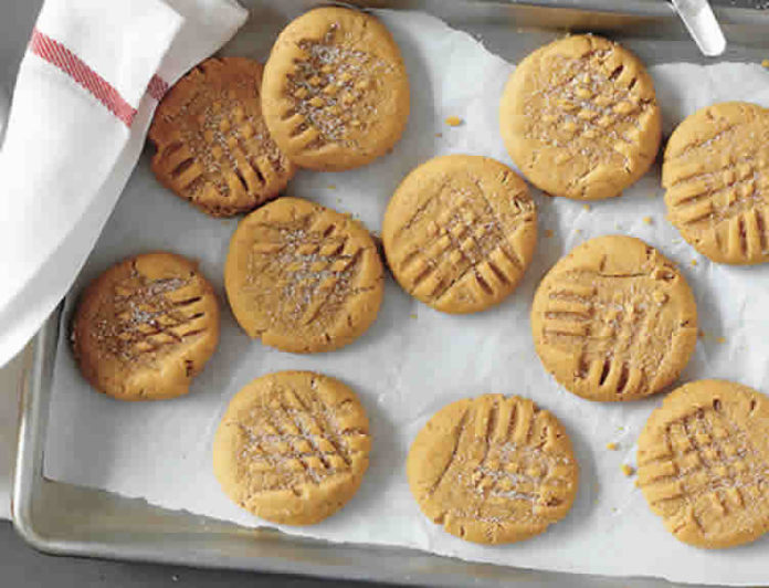 Biscuits aux amandes au thermomix