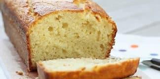 Cake yaourt au thermomix