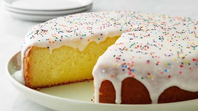 Gâteau à la ricotta de Noël