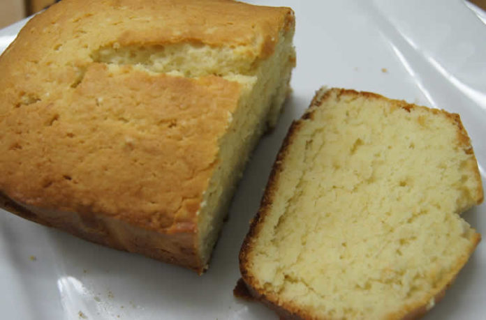 Recette cake nature weight watchers