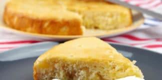 Recette gâteau aux ananas ww