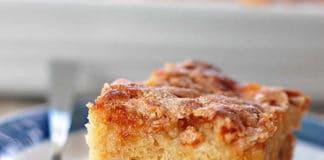 Recette gâteau de pommes facile ww