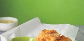 Recette nuggets de poulet à la friteuse ww