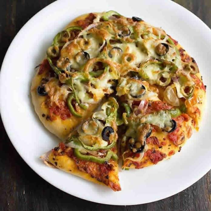Recette pâte à pizza moelleuse ww