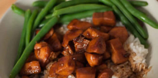 Recette poulet au miel et sauce soja weight watchers