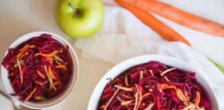 Recette salade de betterave et pomme weight watchers