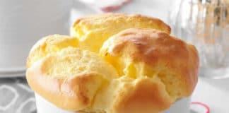 Recette soufflé au fromage ww