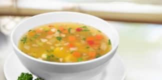 Soupe cookeo légumes surgelés