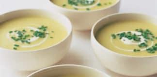 Soupe cookeo poireaux
