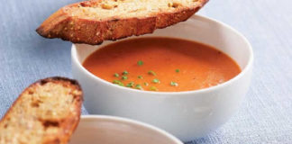 Soupe cookeo tomate