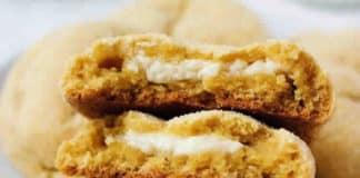 Biscuits fourrés au fromage