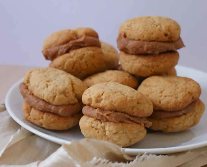 Biscuits fourrés crème de café au thermomix