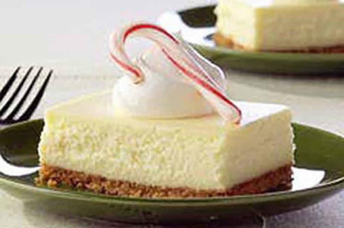 Cheesecake speculoos au chocolat blanc