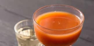 Cocktail au jus de tomate et vodka au thermomix