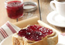 Confiture fruits rouges au thermomix