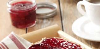 Confiture fruits rouges au thermomix