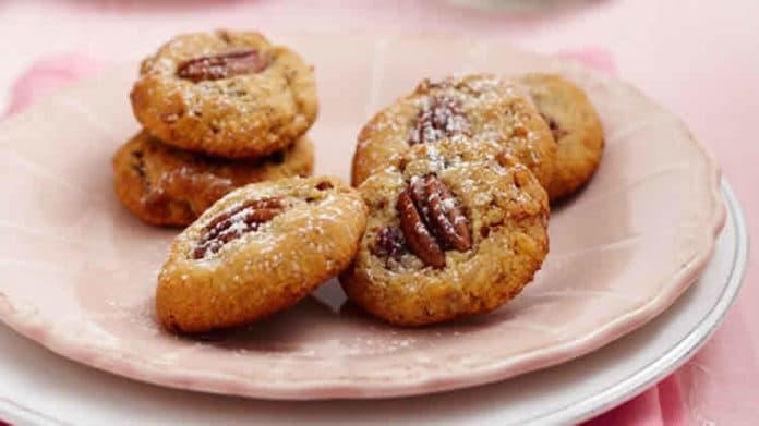 Cookies amande et noix de pécan au thermomix