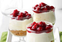 Dessert speculoos et crème au thermomix