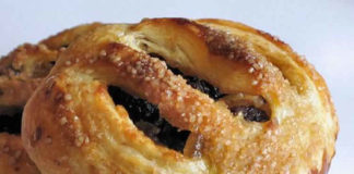 Eccles cake au thermomix
