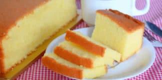 Gâteau au beurre au thermomix