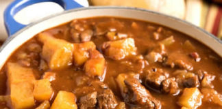 Goulash au thermomix