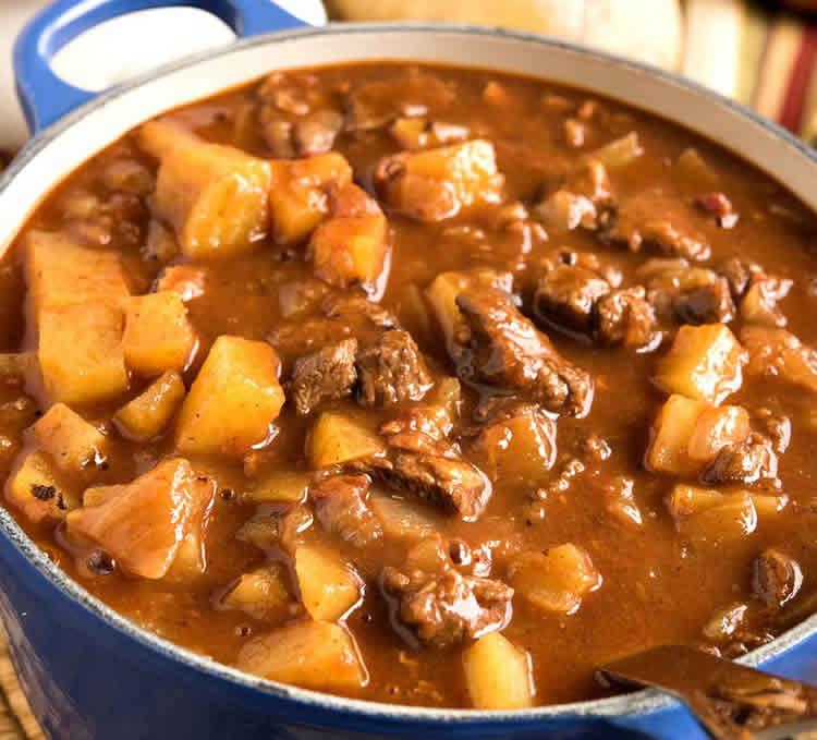 Goulash au thermomix - recette soupe pour votre diner.