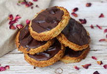 Hobnobs biscuits anglais au thermomix