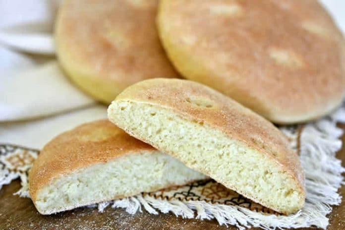 Khobz pain marocain au thermomix