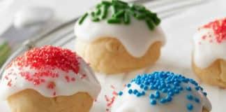 Mini gâteaux à la crème