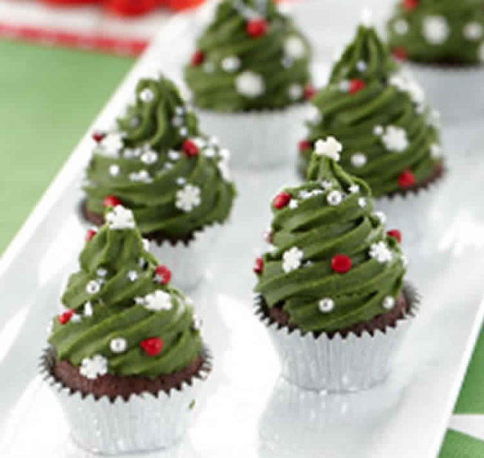 Mini muffin chocolat à la crème
