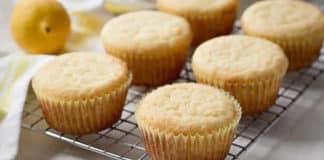 Muffins au citron sans oeuf au thermomix