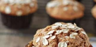 Muffins aux épices au thermomix