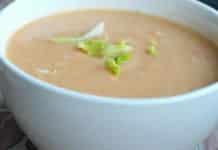 Soupe de carottes et fenouil au thermomix