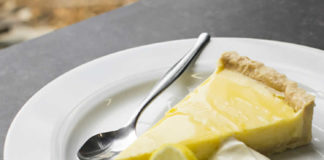 Tarte au citron facile au thermomix